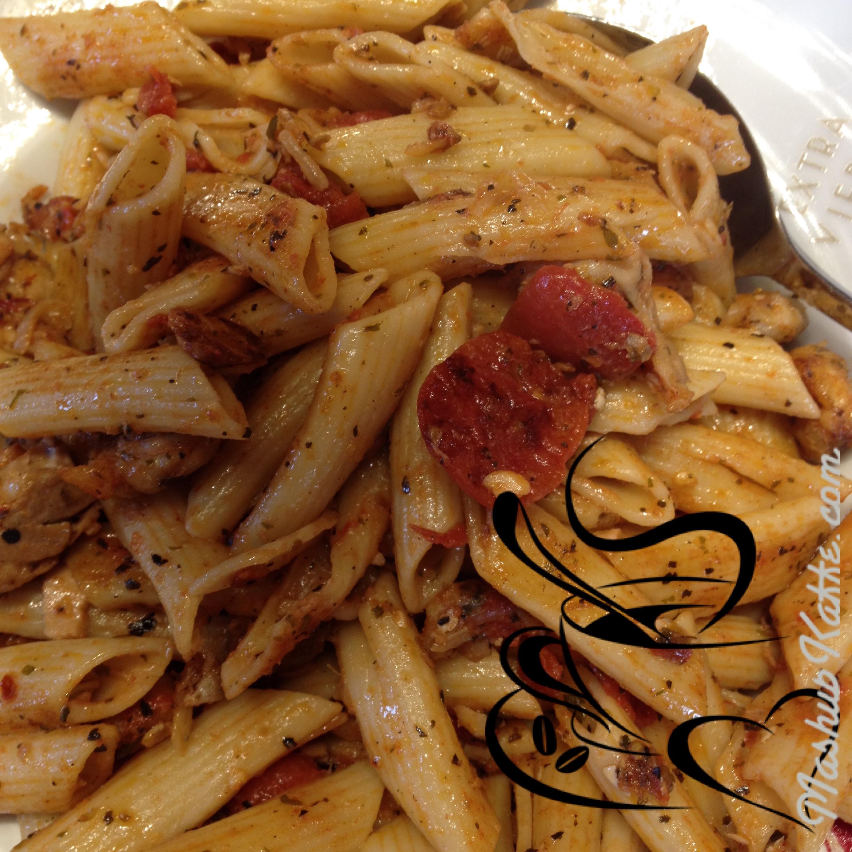 Seafood Arrabiatta