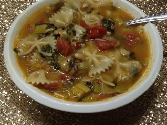 New Years Day Prosperity Soup