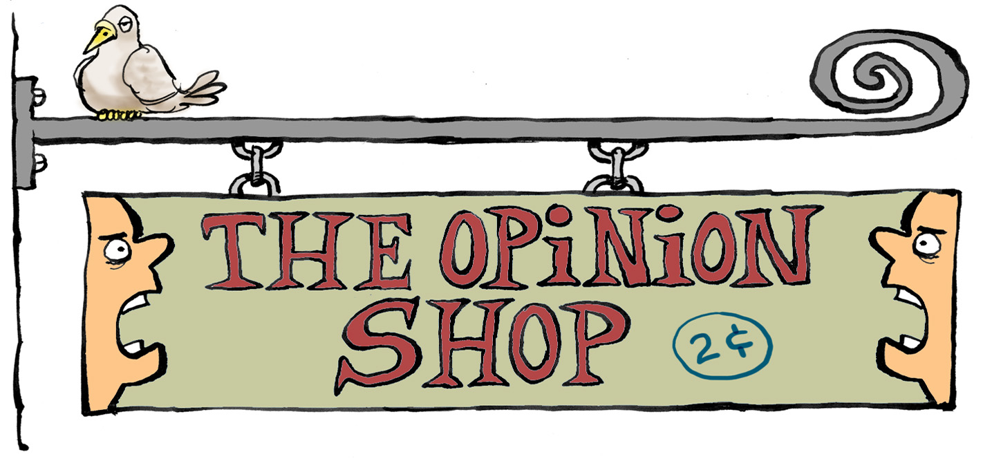 Opinion Shop