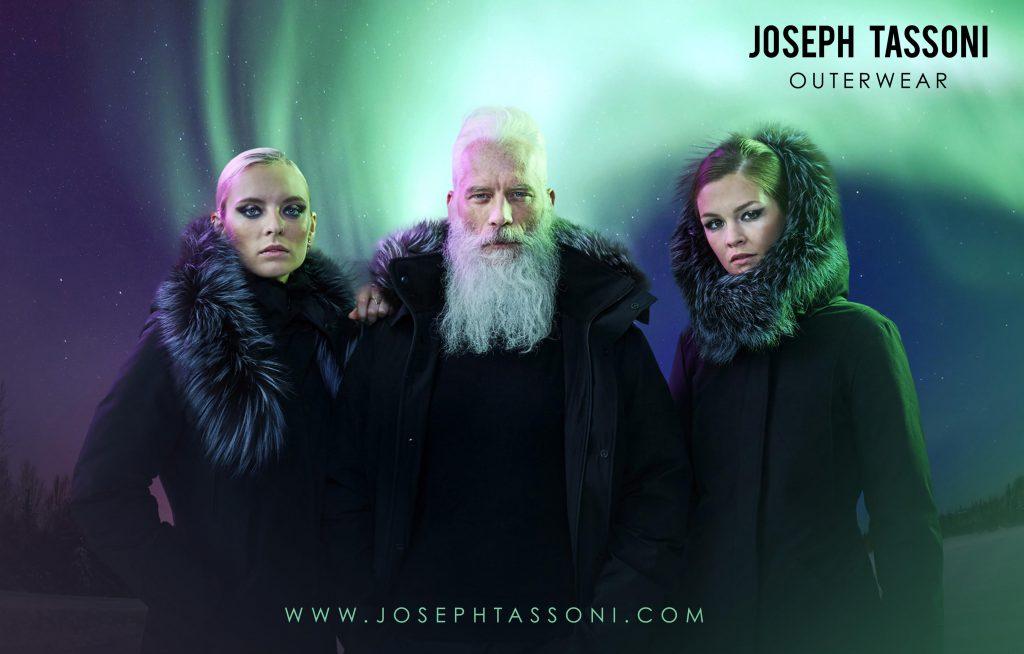 Designer Joseph Tassoni