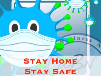 COVID-19 Stay Home Stay Safe