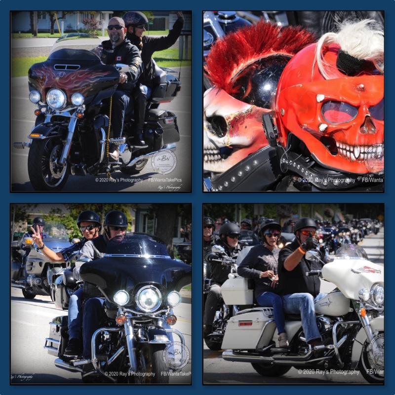 Ride for Mission 1