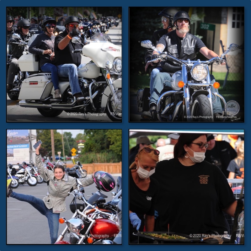 Ride for Mission4
