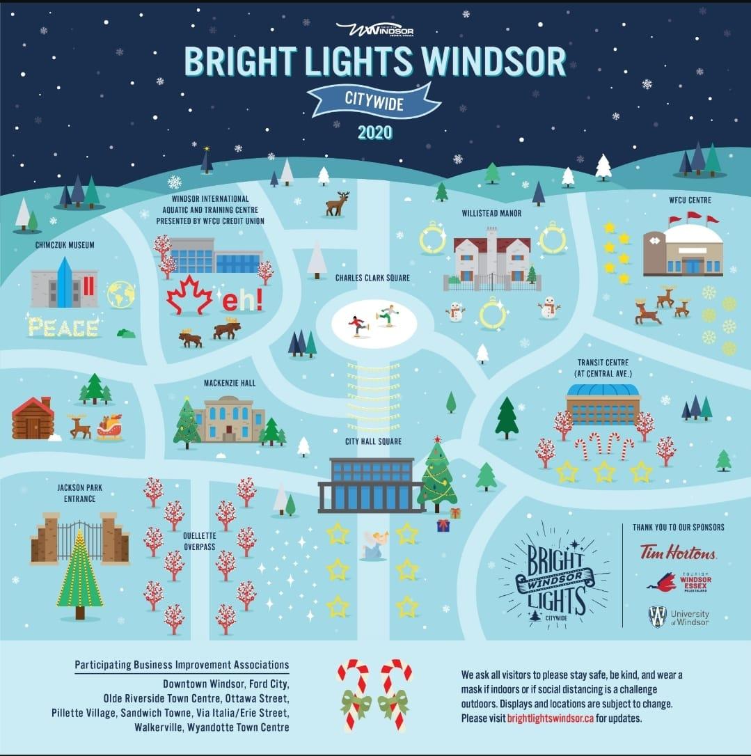 Bright Lights Windsor City Wide 2020